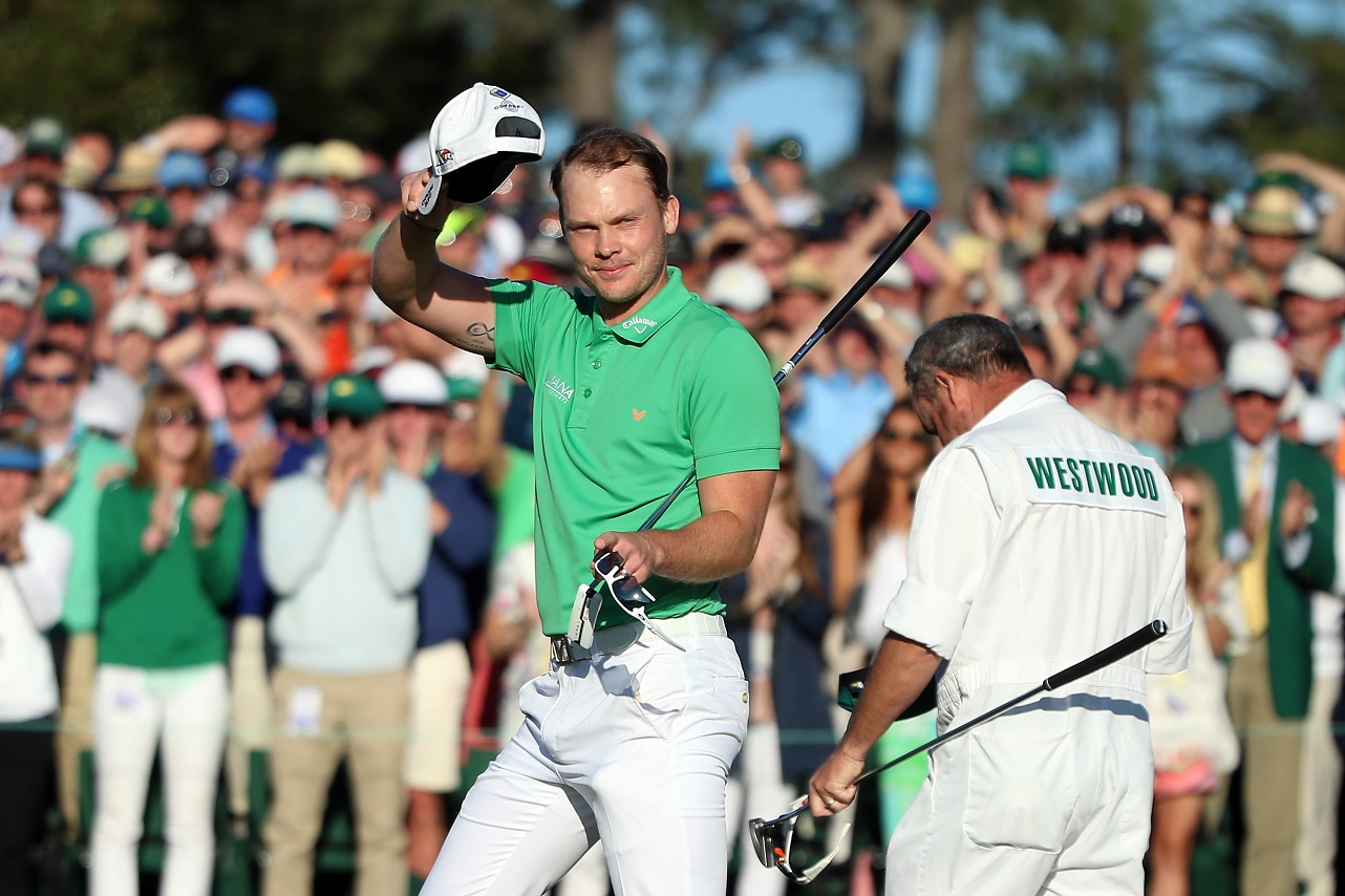 Tee Times Portugal Golf - Congratulations Danny Willet Winner of The Masters