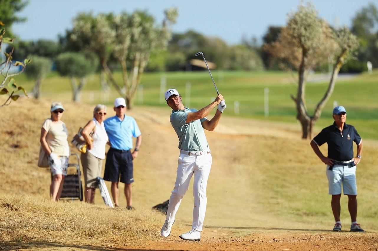 Lima e Melo Gouveia seguem no top 20 — Portugal Masters