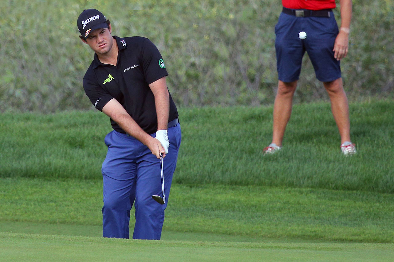 Tee Times Portugal Golf - Ricardo Gouveia was the Best Portuguese at Portugal Masters 2015